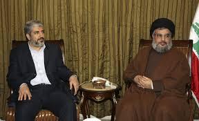 hamas dan hizbullah