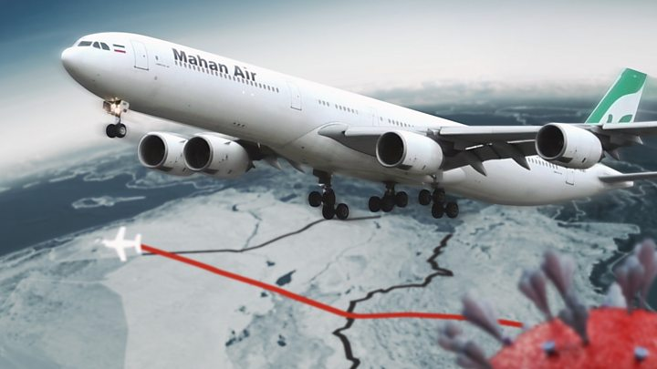 iran mahan air 2