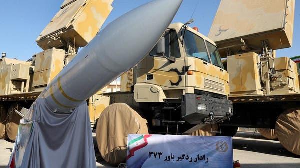 sistem rudal bavar 373 Iran