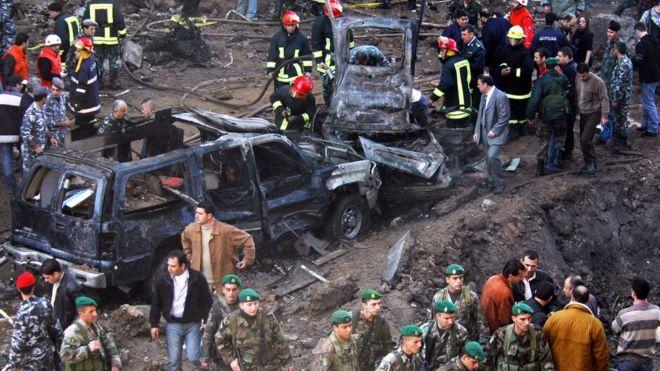pembunuhan rafik hariri