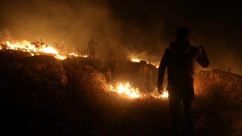 serangan israel ke libanon