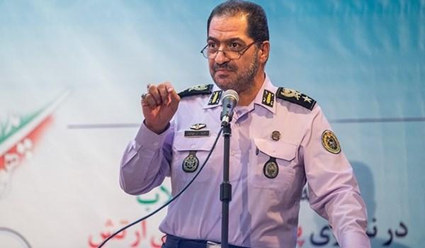 iran brigjen Alireza Sabahi Fard