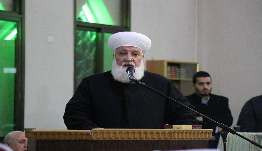 mufti damaskus adnan afyuni