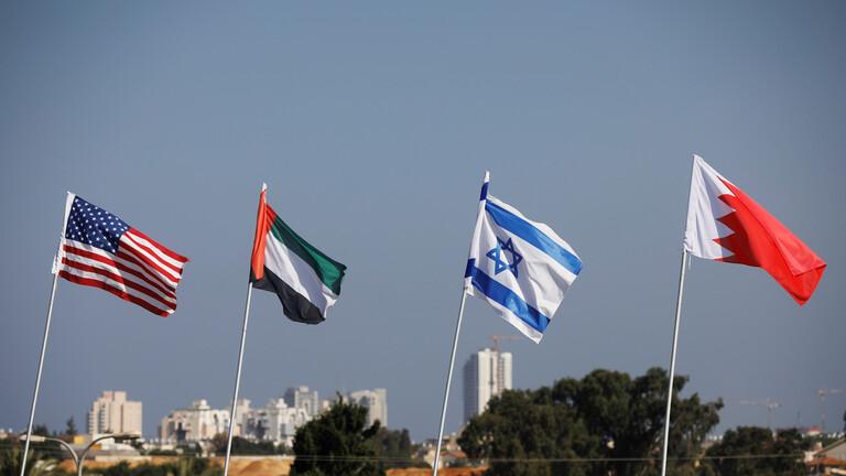 normalisasi arab-israel