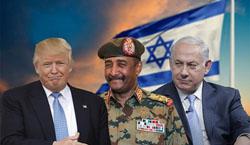 normalisasi sudan-israel