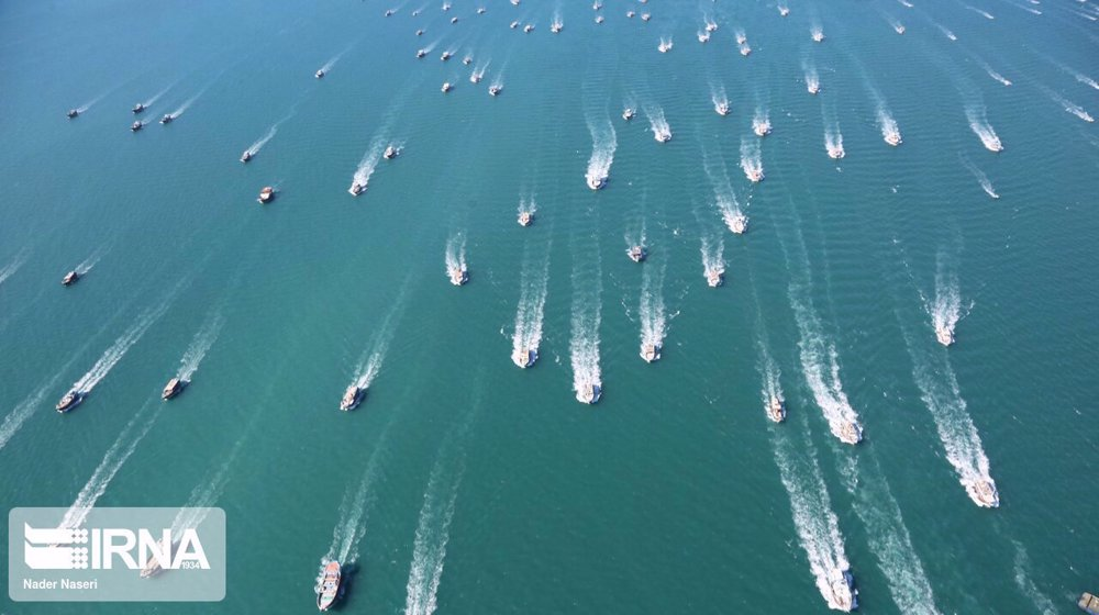 perahu cepat basij iran 2