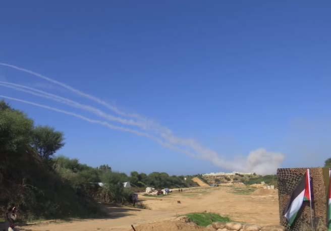 roket di gaza