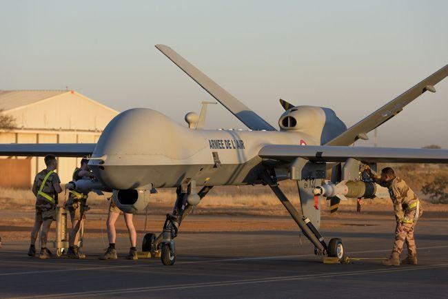 drone MQ9 Reaper