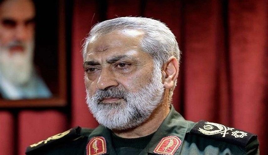 Iran Brigjen Abolfazl Shekarchi