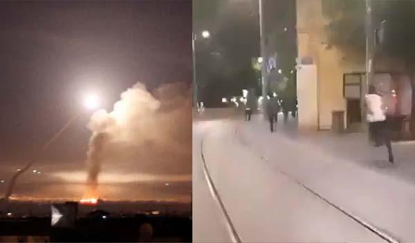 ledakan dimona israel 22-4-21