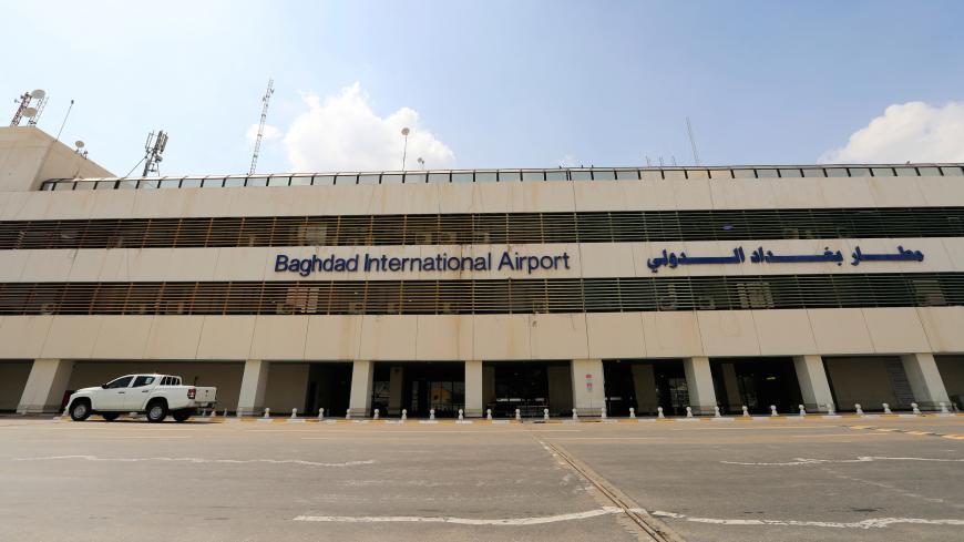 bandara baghdad irak