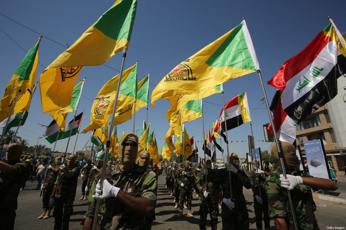 hizbullah irak
