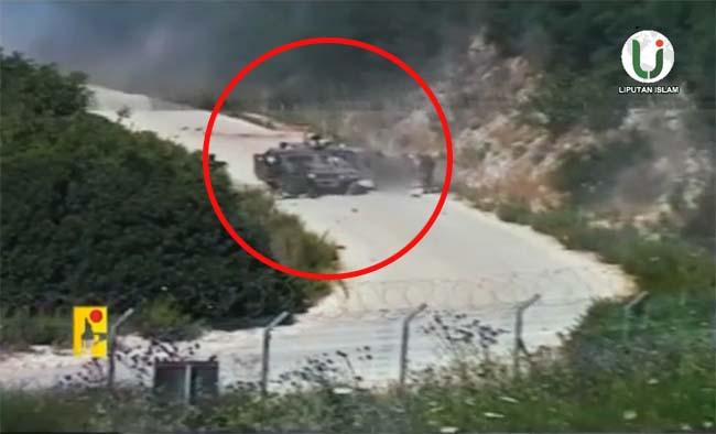 hizbullah tawan tentara israel