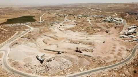 kuburan kanaan di palestina