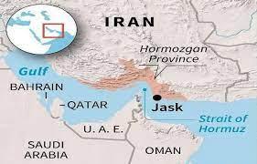pelabuhan jask iran