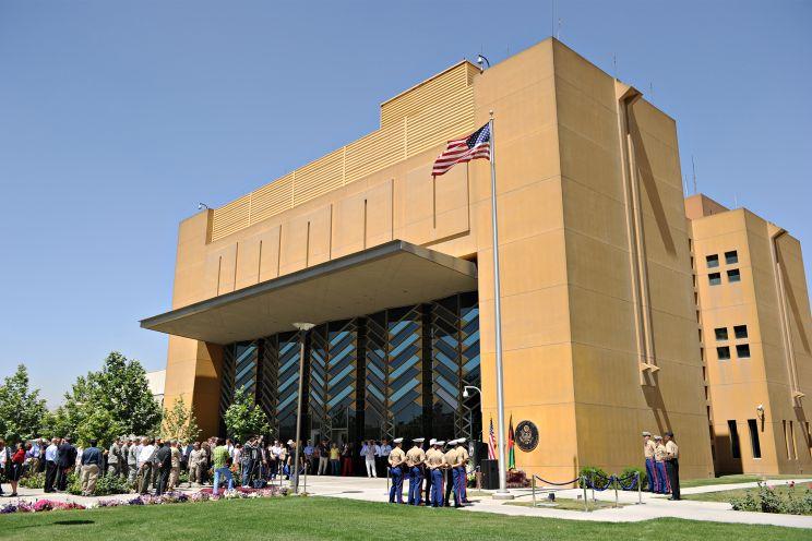 kedubes AS di Kabul