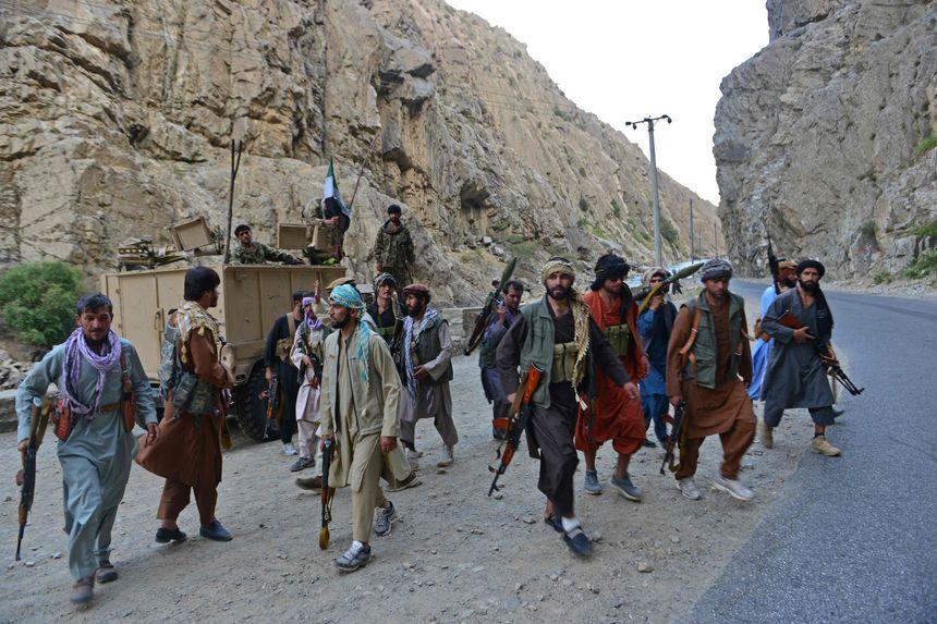 pasukan di lembah panjshir