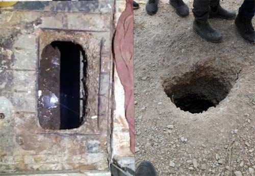 terowongan gilboa